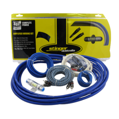 Amp Wiring Kits | ACS - Online Store