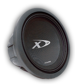 Alpine X-Type Subwoofer