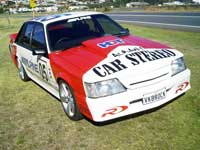 Albany Car Stereo Holden VL Commodore Show Car
