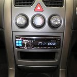 Holden Commodore VY/VZ Custom In-Dash CD Player Replacement Installation