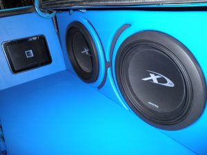 Mitsubishi lancer Custom Boot Installation - Alpine Type-X + PDX System