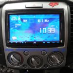 Mazda BT50 / Ford Ranger CD/DVD Player Replacement Installation