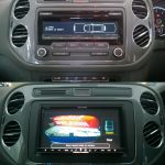"Alpine 7"" Navigation System to Suit VW."