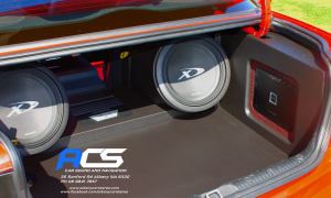 Holden Commodore VY - Custom Boot Install - Alpine X + PDX